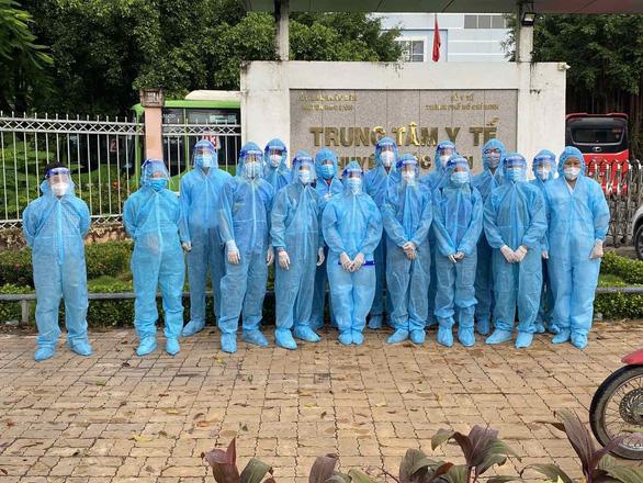 Triển khai ATM nhân lực tiêm vắc xin COVID-19 tại TP.HCM - Ảnh 1.