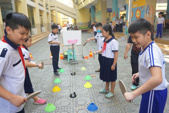 Sở GD-ĐT TP.HCM: Đề xuất mở cửa trường học là để chuẩn bị, đón đầu - Ảnh 1.