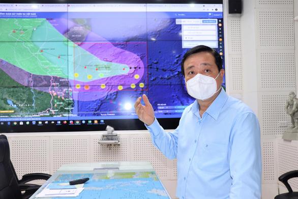6 tỉnh có 4.000 F0 lên kịch bản sơ tán dân khi bão số 5 đổ bộ - Ảnh 1.