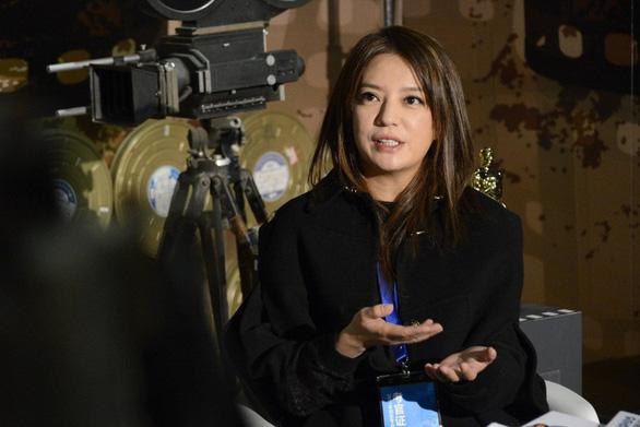 Phim kinh điển của Triệu Vy được lục lại sau 2 tuần cô mất tích - Ảnh 1.
