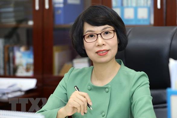Bà Vũ Việt Trang được bổ nhiệm giữ chức tổng giám đốc Thông tấn xã Việt Nam - Ảnh 1.