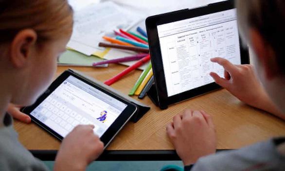 Những điều cha mẹ cần lưu ý để con học trực tuyến an toàn - Ảnh 2.
