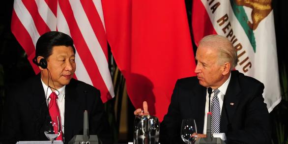 Điện đàm 1 tiếng rưỡi, ông Biden nhắc nguồn gốc COVID-19, ông Tập dẫn thơ - Ảnh 1.