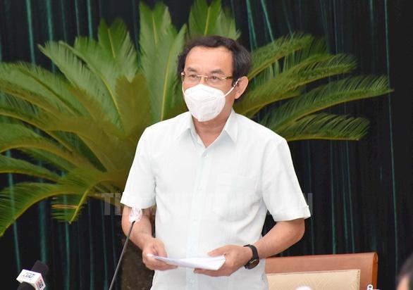 Bí thư Nguyễn Văn Nên: Tạo điều kiện thuận lợi nhất cho người làm từ thiện - Ảnh 1.