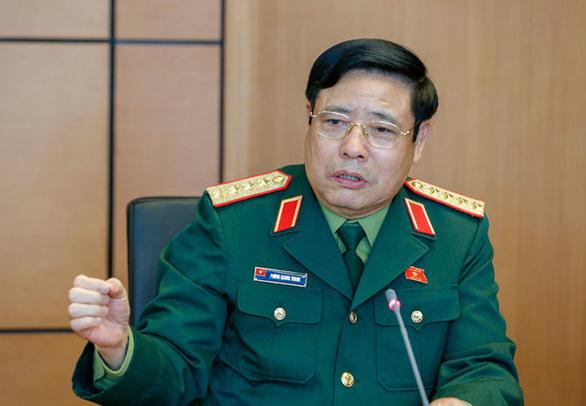Đại tướng Phùng Quang Thanh từ trần - Ảnh 1.
