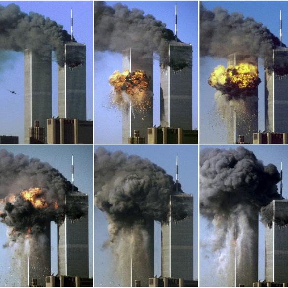 Tưởng niệm ngày 11-9, ông Bush con lo cho tương lai nước Mỹ - Ảnh 4.