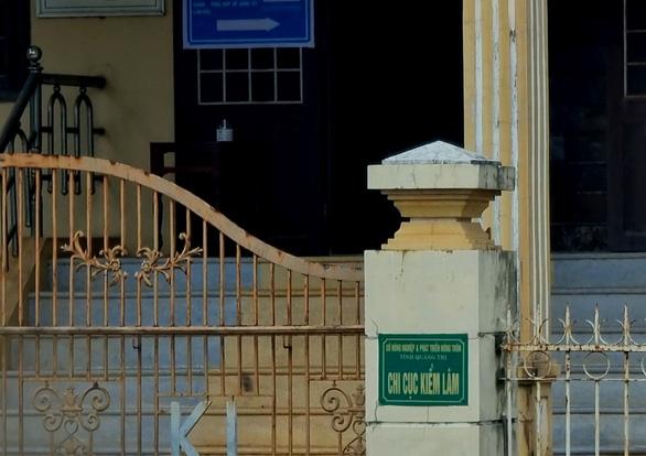 Thanh tra không đề nghị công an điều tra vụ kiểm lâm lập khống hồ sơ do khách quan - Ảnh 1.