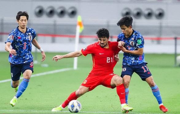 Trung Quốc dựa vào cầu thủ nhập tịch đấu Việt Nam? - Ảnh 1.