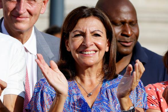 Thị trưởng Paris tuyên bố ra tranh cử Tổng thống Pháp năm 2022 - Ảnh 1.