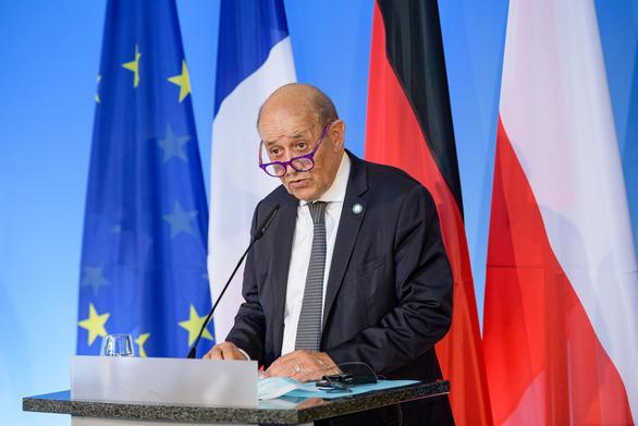 Pháp tuyên bố không xây dựng quan hệ với chính phủ mới tại Afghanistan - Ảnh 1.