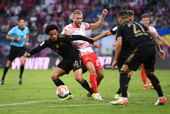 Thắng áp đảo Leipzig, Bayern tiếp tục bám đuổi ngôi đầu - Ảnh 2.