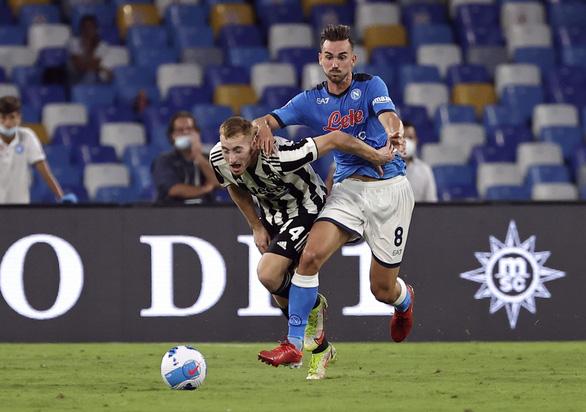 Thua ngược Napoli, Juventus tiếp tục chìm sâu trong khủng hoảng - Ảnh 1.