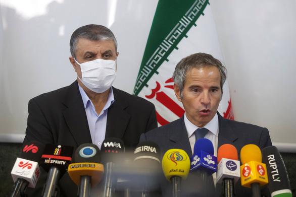 Iran cho IAEA tiếp cận thiết bị giám sát các cơ sở hạt nhân - Ảnh 1.