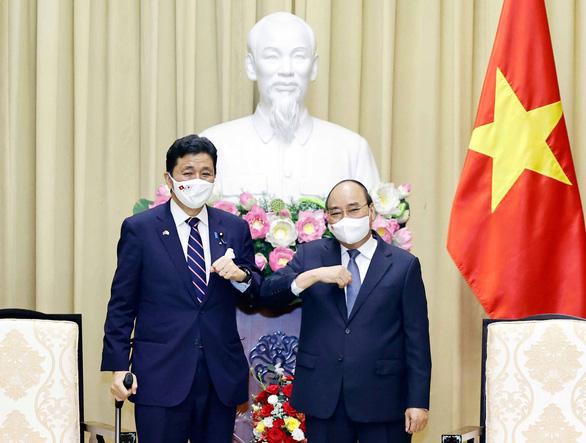 Việt Nam, Nhật Bản bàn về Biển Đông và Hoa Đông - Ảnh 3.