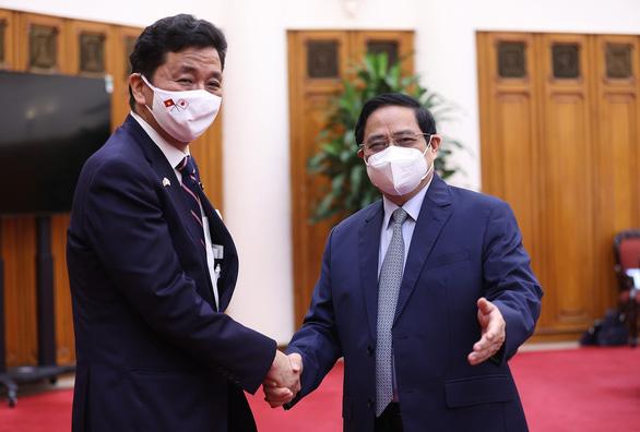 Việt Nam, Nhật Bản bàn về Biển Đông và Hoa Đông - Ảnh 1.