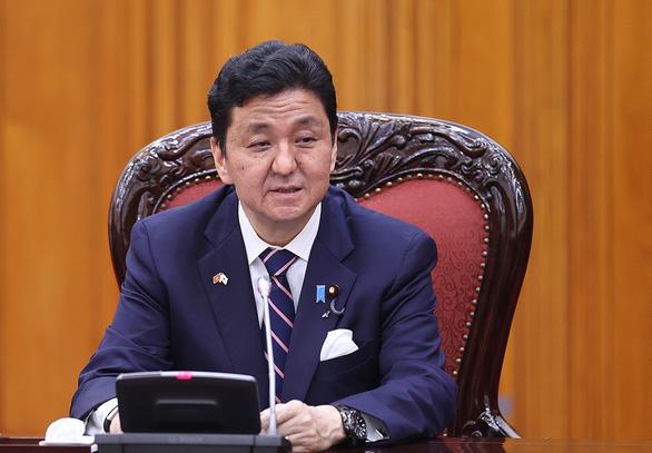 Việt Nam, Nhật Bản bàn về Biển Đông và Hoa Đông - Ảnh 2.