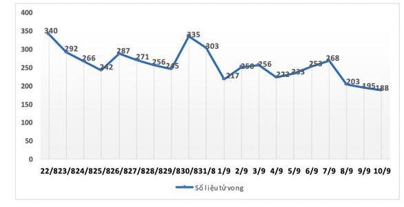 Bộ trưởng Bộ Y tế: Số ca mắc và t.ử v.ong ở TP.HCM có xu hướng giảm rõ rệt - Ảnh 2.