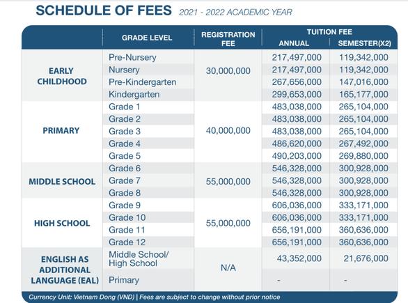 Sau 2 lần sở kêu gọi, trường ngoài công lập có giảm học phí? - Ảnh 1.