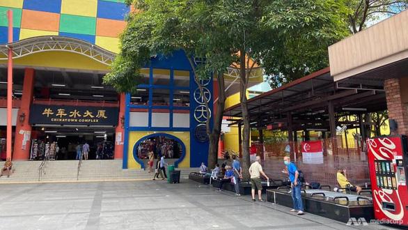 Singapore đóng cửa khu phức hợp Chinatown vì xuất hiện ổ dịch lớn - Ảnh 1.