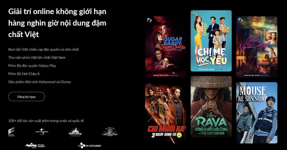Galaxy Play - ứng dụng xem phim đáng chọn trong mùa dịch - Ảnh 1.