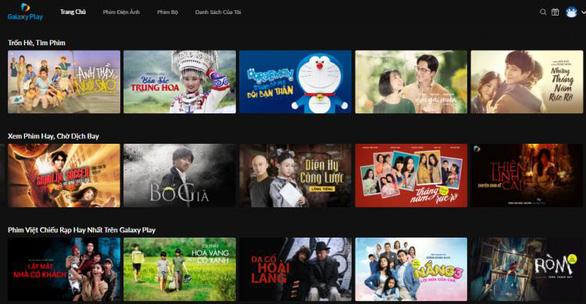 Galaxy Play - ứng dụng xem phim đáng chọn trong mùa dịch - Ảnh 2.