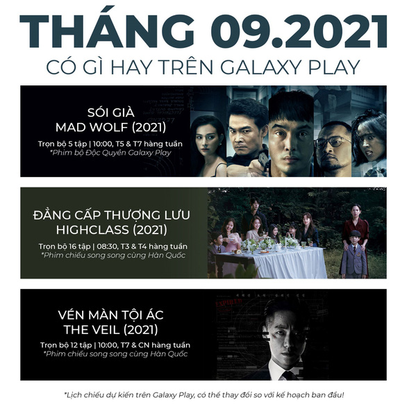 Galaxy Play - ứng dụng xem phim đáng chọn trong mùa dịch - Ảnh 3.