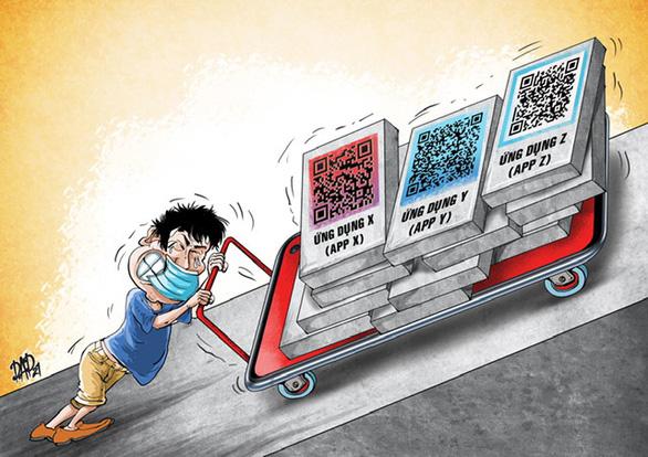 Mỗi người sẽ có một mã QR như chứng minh nhân dân hay căn cước công dân - Ảnh 1.