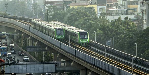 Chậm tiến độ, đường sắt Cát Linh - Hà Đông tăng 7,8 triệu USD chi phí tư vấn giám sát - Ảnh 1.