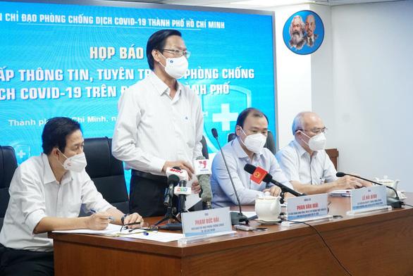 TP.HCM sẽ tiếp tục giãn cách thêm một thời gian sau ngày 15-9 - Ảnh 1.