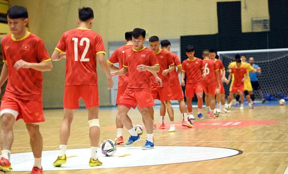 HLV Phạm Minh Giang: 'Đội tuyển futsal Brazil cực mạnh' - Ảnh 1.