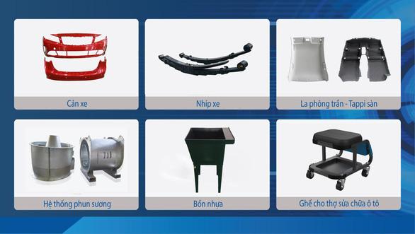 THACO AUTO đẩy mạnh sản xuất và cung ứng linh kiện phụ tùng, cơ khí giữa đại dịch - Ảnh 2.
