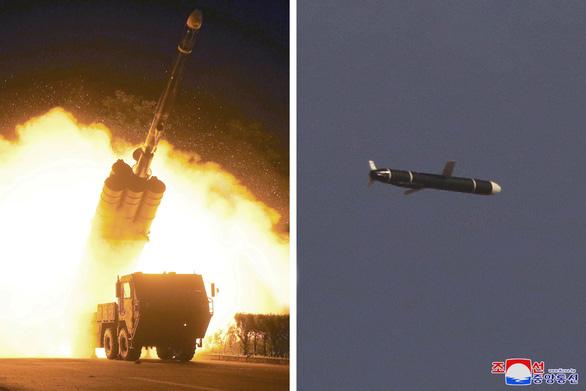 Tên lửa hành trình mới của Triều Tiên qua mặt được các thiết bị do thám? - Ảnh 1.