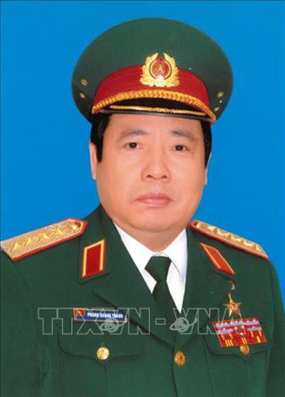 Tổ chức lễ tang Đại tướng Phùng Quang Thanh với nghi thức lễ tang cấp Nhà nước - Ảnh 1.