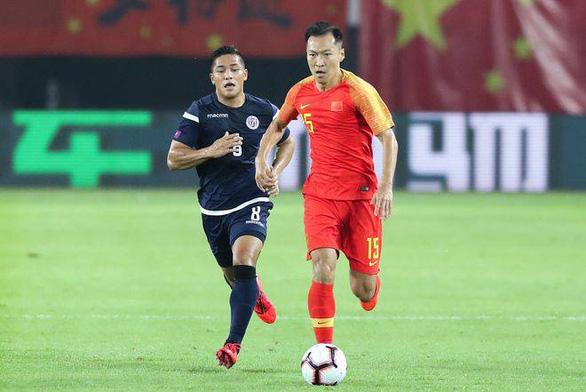Đội trưởng tuyển Trung Quốc: Chúng tôi chuẩn bị nghiêm túc cho trận gặp Việt Nam - Ảnh 1.