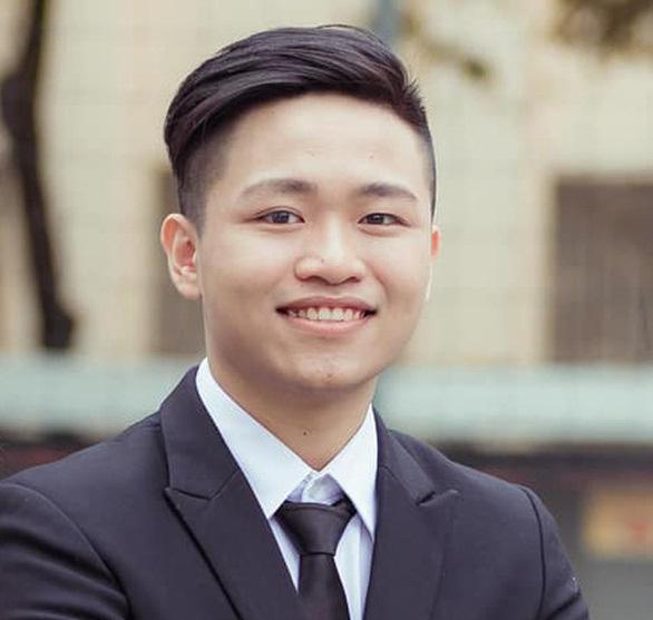 Sinh viên Việt vào top 50 sinh viên toàn cầu - Ảnh 1.