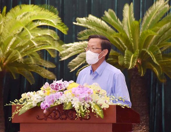 Thủ tướng đồng ý để TP.HCM tiếp tục giãn cách thêm 2 tuần theo chỉ thị 16 - Ảnh 2.