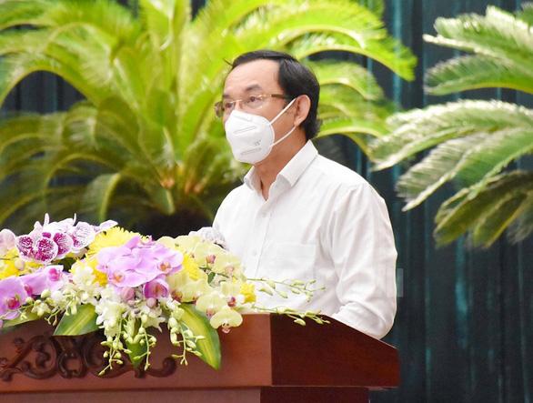 Thủ tướng đồng ý để TP.HCM tiếp tục giãn cách thêm 2 tuần theo chỉ thị 16 - Ảnh 1.