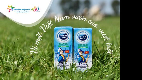 FrieslandCampina vào top 3 Sáng kiến Tiếp cận Dinh dưỡng Toàn cầu - Ảnh 2.