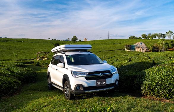 Suzuki tung ưu đãi tháng 9 cùng gói phụ kiện cho XL7, Ertiga Sport - Ảnh 1.