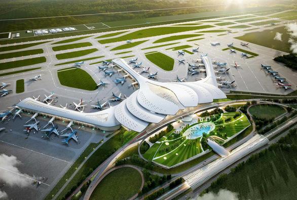 Đón đầu 'thành phố sân bay - Ảnh 2.