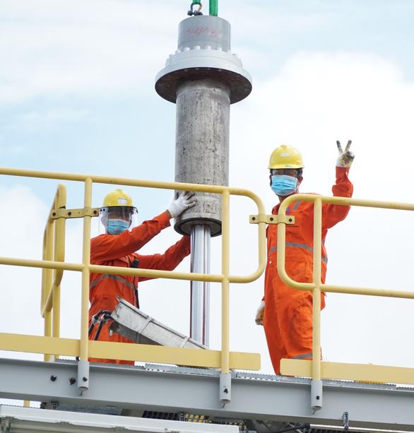 NCSP hoàn thành vượt tiến độ công tác bảo dưỡng lớn hệ thống khí Nam Côn Sơn 1 - Ảnh 1.