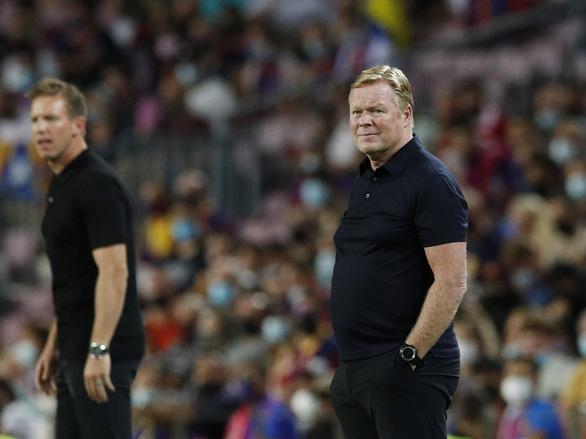 HLV Koeman: Có sự khác biệt đẳng cấp giữa Barca và Bayern - Ảnh 1.
