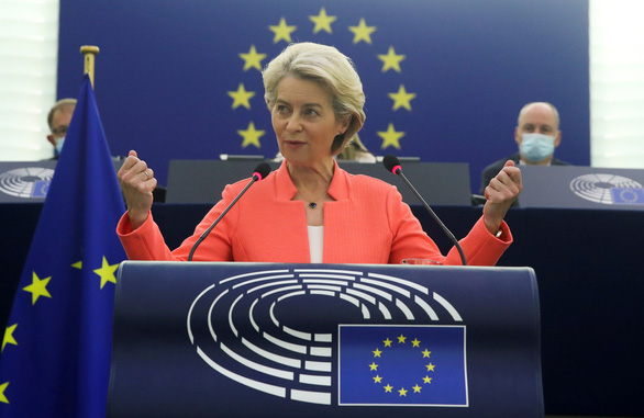 Ủy ban châu Âu kêu gọi lập lực lượng quân sự riêng - Ảnh 1.