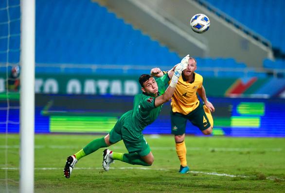 Thủ môn Đặng Văn Lâm chấn thương, nguy cơ lỡ trận đấu với Trung Quốc và Oman - Ảnh 1.