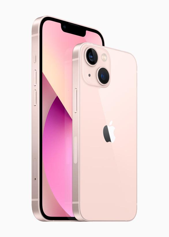 Apple ra mắt iPhone 13: Màu hồng, mạnh mẽ - Ảnh 3.