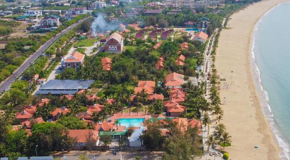 Ninh Thuận cho khách sạn, resort đón khách có xét nghiệm âm tính - Ảnh 1.