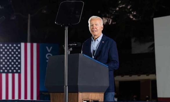 Ông Biden kêu gọi góp vắc xin tiêm cho 70% dân số thế giới - Ảnh 1.