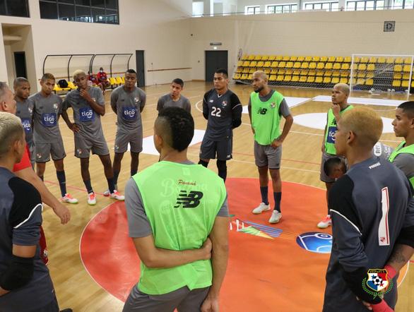Đâu là điểm yếu của tuyển futsal Panama? - Ảnh 1.