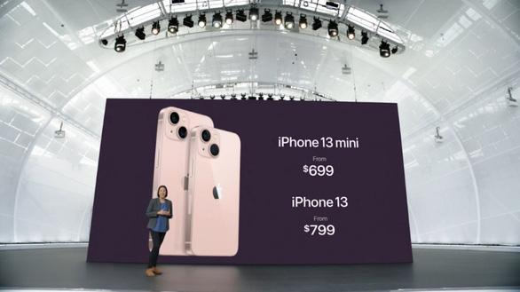 iPhone 13 ra mắt, người Việt có thể đặt hàng trước với giá bao nhiêu? - Ảnh 1.