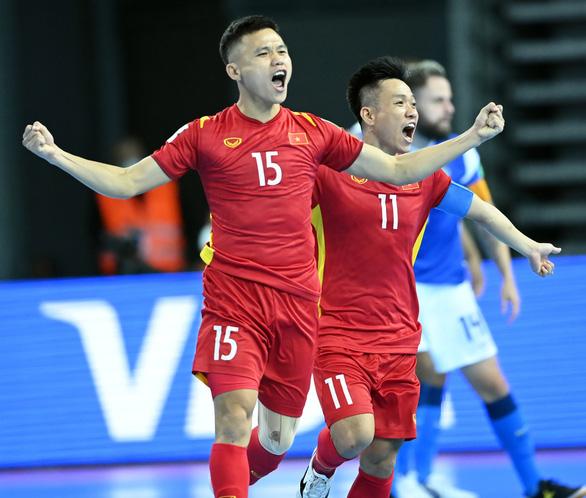 Tuyển Futsal Việt Nam: Quyết đấu với Panama để nuôi hy vọng - Ảnh 1.
